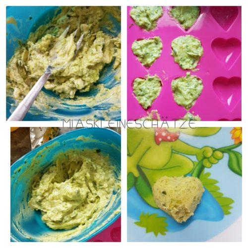 Rezept: Avocado-Kräuterbutter