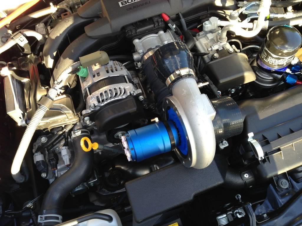 Homemade Kit Supercharger