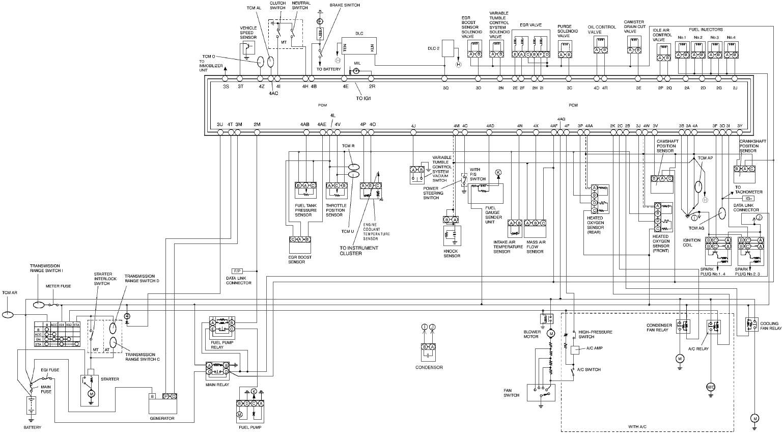 97 Nissan 240sx Wiring Diagram Wire