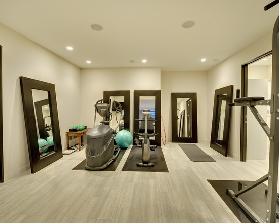 Fitness Room Lower Level (Minneapolis)
