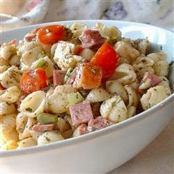Herbs And Spices – Antipasto Pasta Salad
