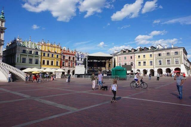 Qué ver en Zamosc - TOP 17 lugares que visitar - Mi baúl de blogs