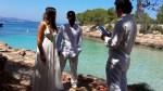 Ceremonia de Boda Civil IBIZA Cala Gracioneta