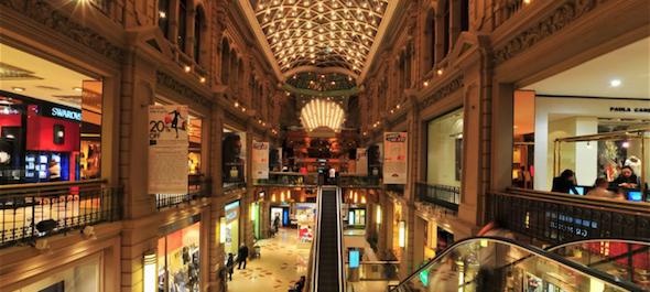 Compras en Buenos Aires