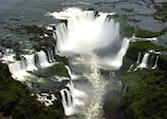 Geografia Argentina Geography - Noreste (Cataratas de Iguazu, Iguazu Falls, Misiones)