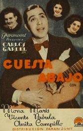 Cuesta Abajo (1934, USA)