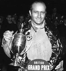 Fangio Campeón Grand Prix