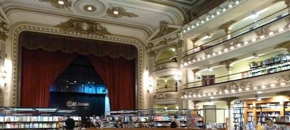 El Ateneo Grand Splendid - Recoleta - Buenos Aires