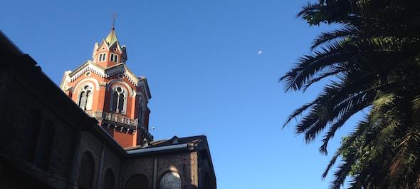 Palermo Buenos Aires Argentina Abadia San Benito Las Cañitas Parroquia San Benito