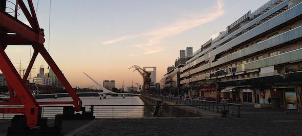 Dique 3 Puerto Madero