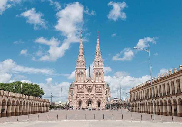 Catedral Lujan Buenos Aires Argentina