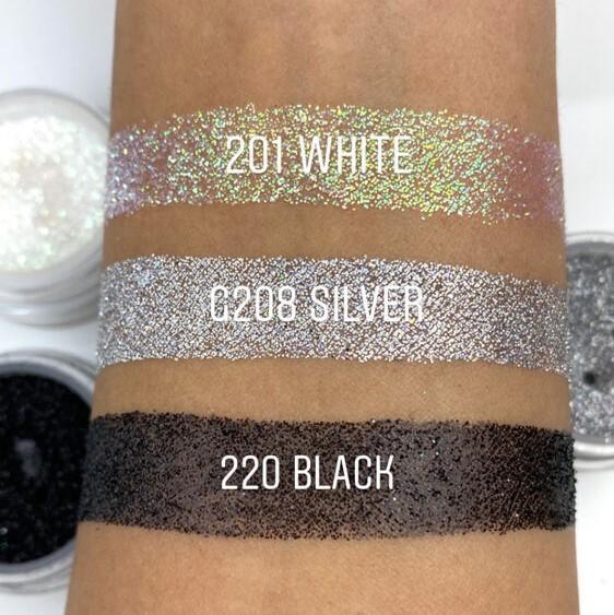 Glitter Powder - Silver