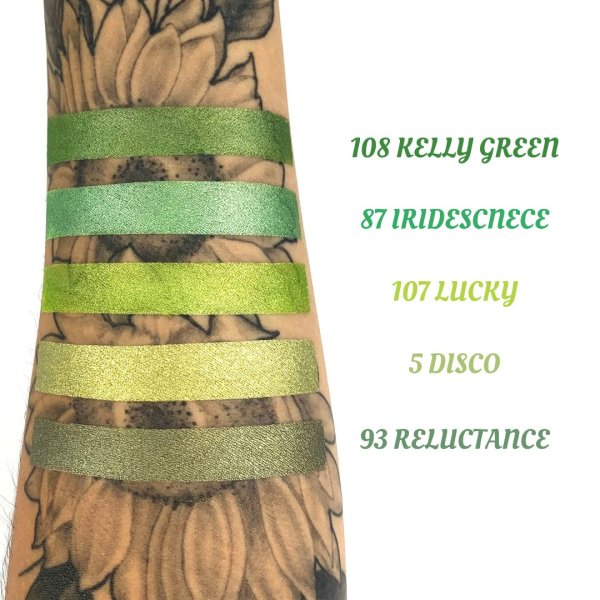 Loose Mineral Eyeshadow - Lucky