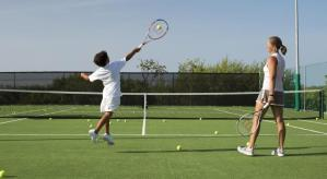 Cancha de tenis Nizuc Resort e Spa