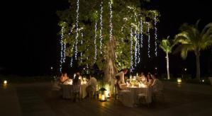 Hermosa cena Nizuc Resort e Spa