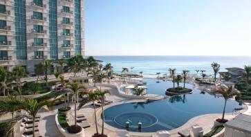 Hotel Sandos Cancun Luxury Resort