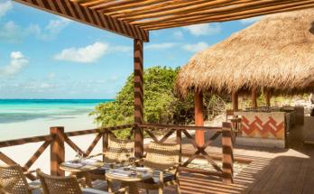 Terraza Hyatt Ziva Cancun