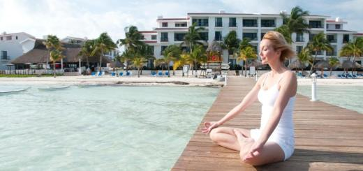Yoga The Villas at The Royal Cancun, All Suites Resort