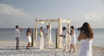 boda en Nizuc Resort e Spa
