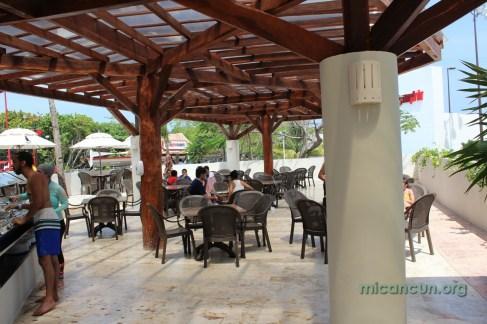 restaurant ventura park cancun