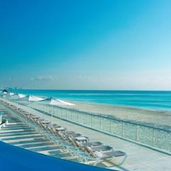 Alberca Hard Rock Hotel Cancun