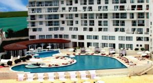 Piscina Hotel Bel Air Collection Resort and Spa Cancun