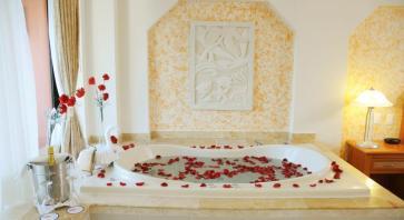 Crown Paradise Club Cancun momento para amar