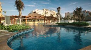 Piscina Hotel Fiesta Americana Condesa Cancun All Inclusive