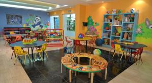 area para niños en Hotel Oasis Palm - Todo incluido