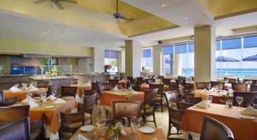 restaurant Hotel Barcelo Tucancun Beach - Todo Incluído