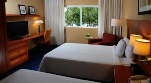 Hotel Courtyard Cancun Airport by Marriott cuarto