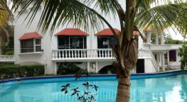 Hotel Mansion Giahn Bed & Breakfast Cancún1