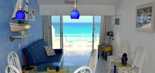 Hotel Beach Apartments Cancún