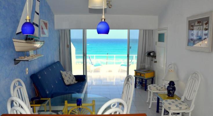 Hotel Beach Apartments Cancún
