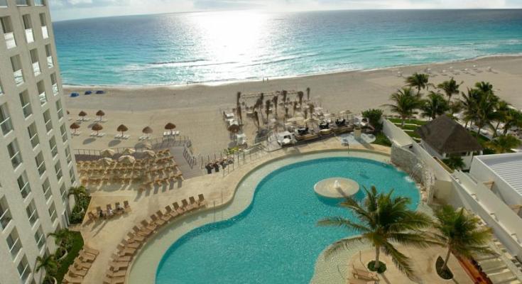 Hotel Sunset Royal Beach Resort Cancún
