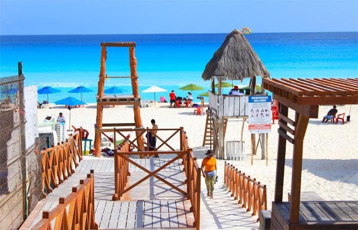 playa marlin Cancún