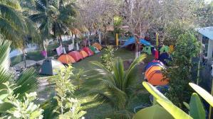 Bacalar Camping El Arbol de la Vida
