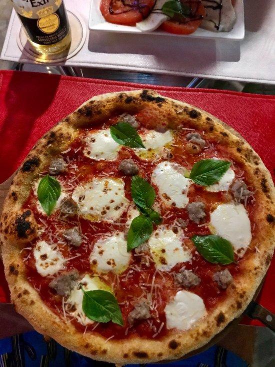 restaurante Capricci Pizza & Sfizi Isla Mujeres
