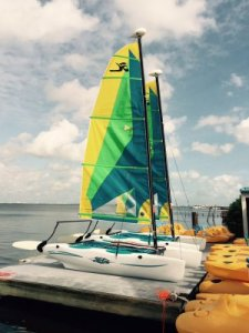 Hobie Cats cancun