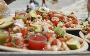 el timon de cancun restaurante de maricos