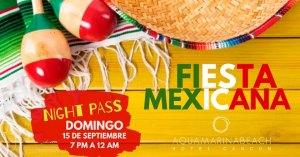 Cena Mexicana tipo buffet Bebidas Ilimitadas durante la cena 03 bebidas Nacionales en cortesía Mini Feria + Show + Mariachi