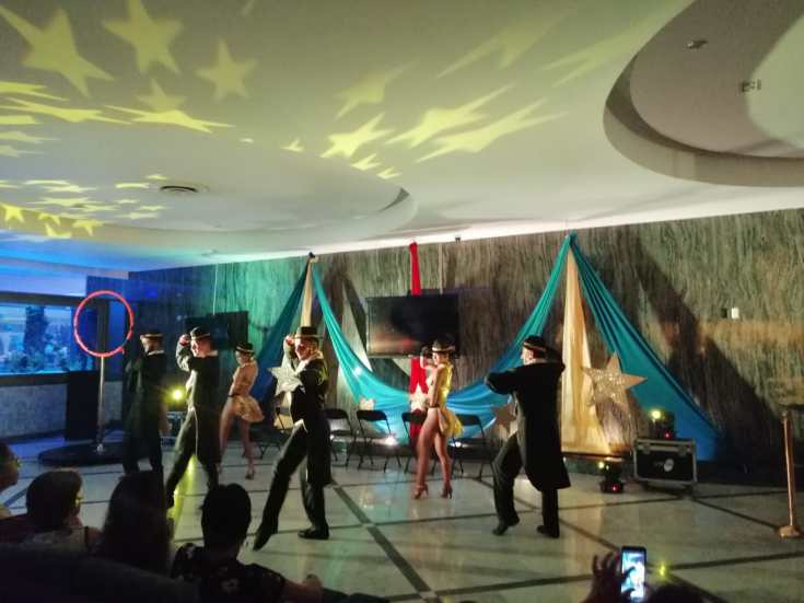 show gratuito en Cancun
