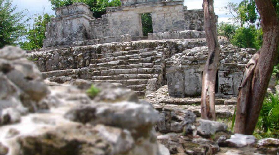 Zona Arqueológica Xcaret