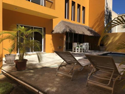 Arrecifes House departamento en renta vacacional cancun