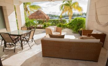 Beach Garden House Cancun