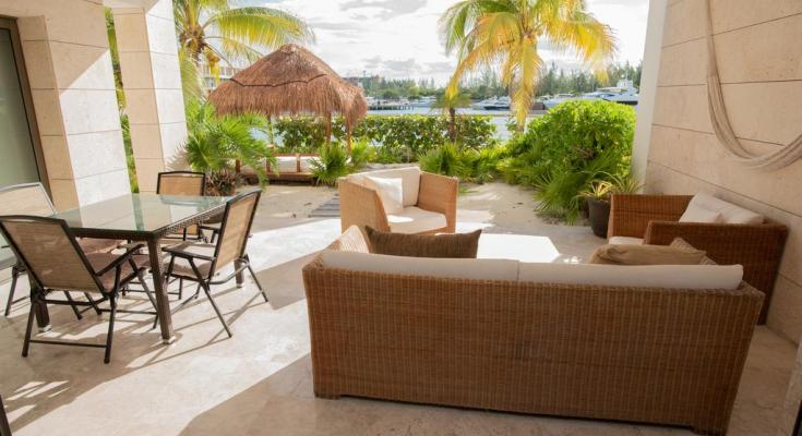 Beach Garden House Cancun