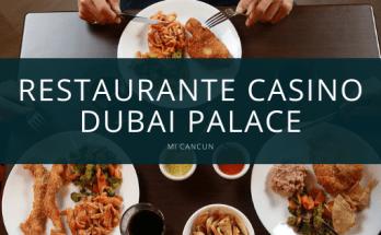Restaurante Casino Dubai Palace
