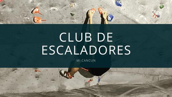 club de escaladores