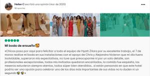 Hyatt Zilara Cancun reviews