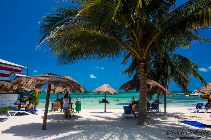 Playa las Perlas - playas de cancun